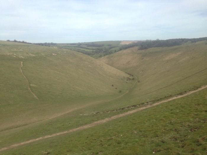 Devil's Dyke Valley
