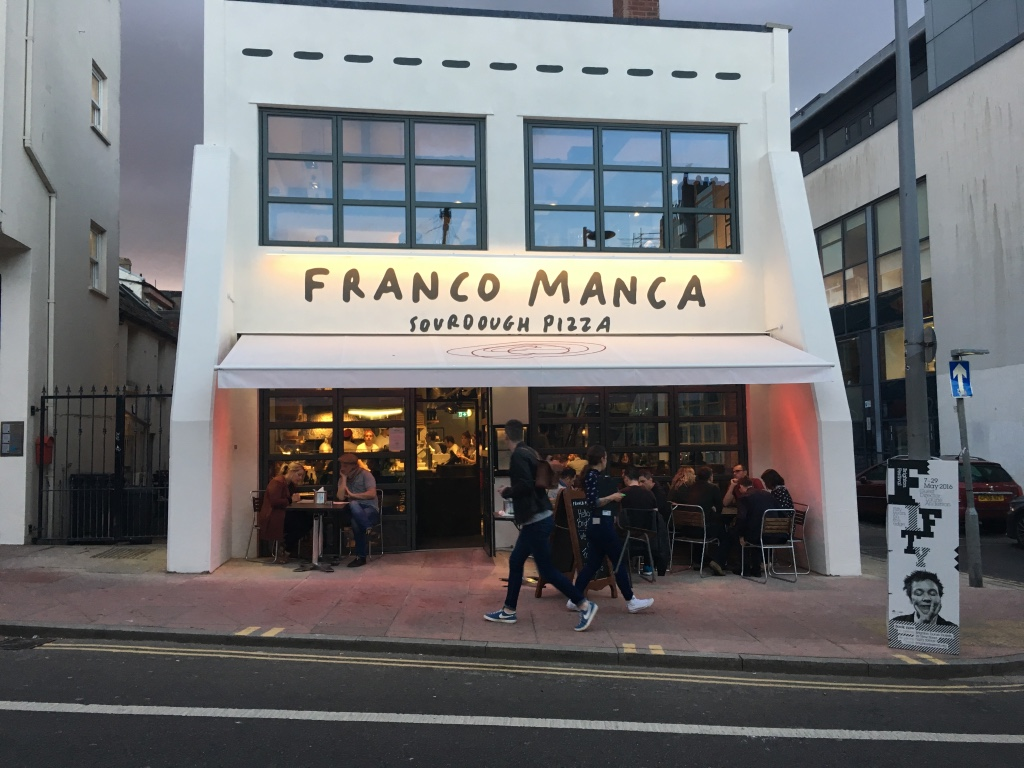 NEW: Franco Manca Sourdough Pizza