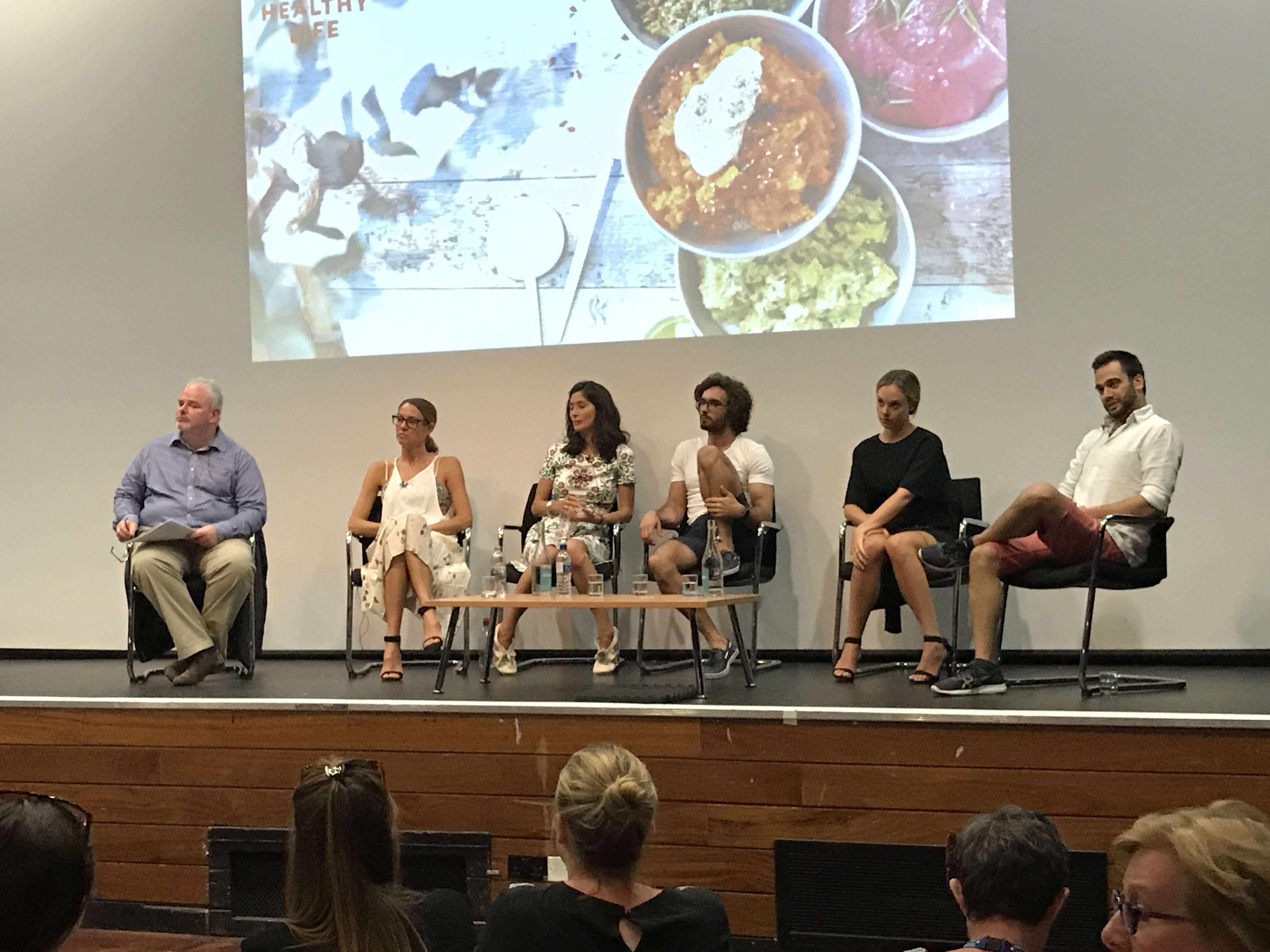 The How to Eat Well panel