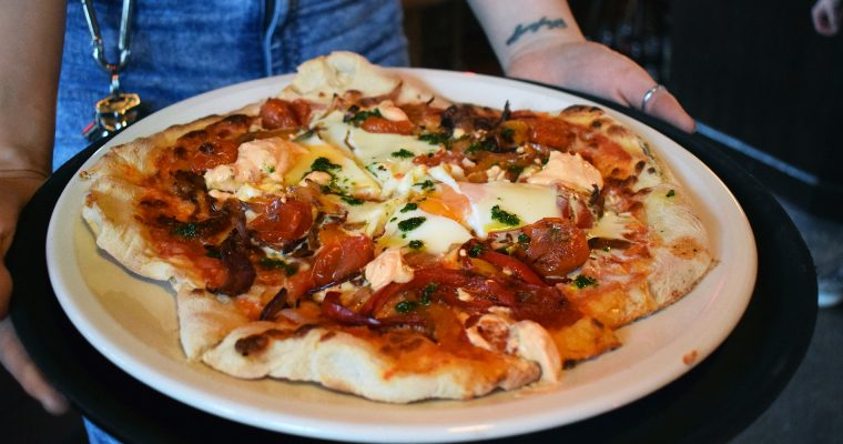 Cosmic Pizza | Bottomless pizza brunch comes to Brighton