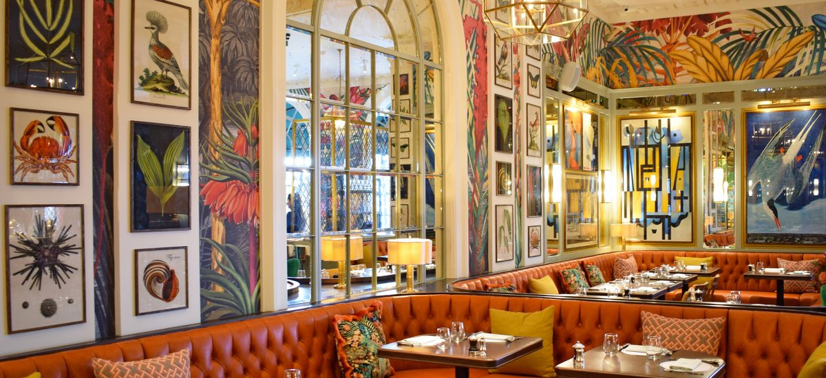 Breakfast at The Ivy in the Lanes
